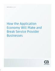 How the Application Economy Will Make and Break Service Provider Businesses