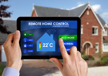 smart home, hogar inteligente