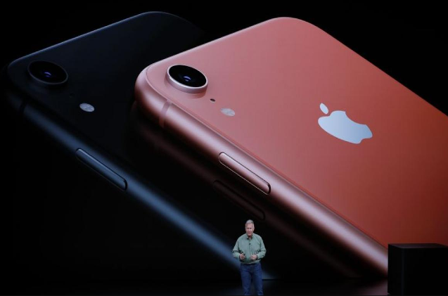 Apple no sólo vive del iPhone