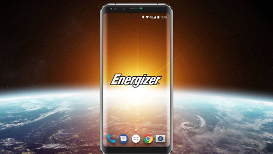 Energizer Power Max Phone.