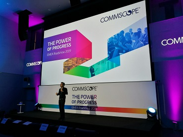 CommScope Roadshow en Madrid